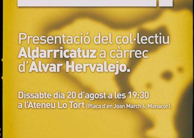 20 d'agost | Els Països Catalans a Euskal Herria