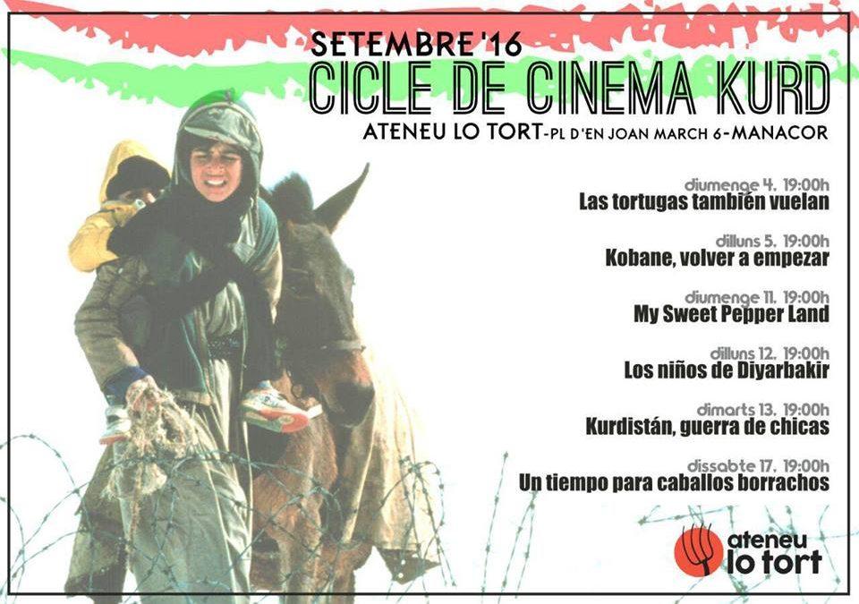 Cicle de cinema kurd a l'ateneu