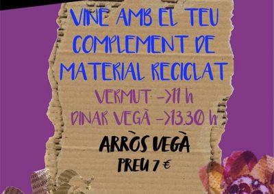 25 de febrer | Precarnaval, vermut i dinar