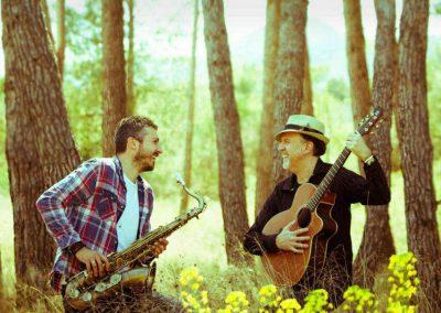 29 d'abril   Concert amb Andreu Valor i Moisés Olcina