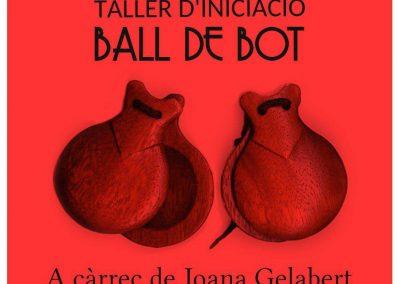 27 de maig | Taller d'iniciació de ball de bot