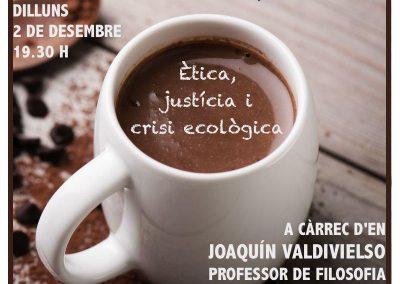 2 de desembre | Xocolatada filosòfica