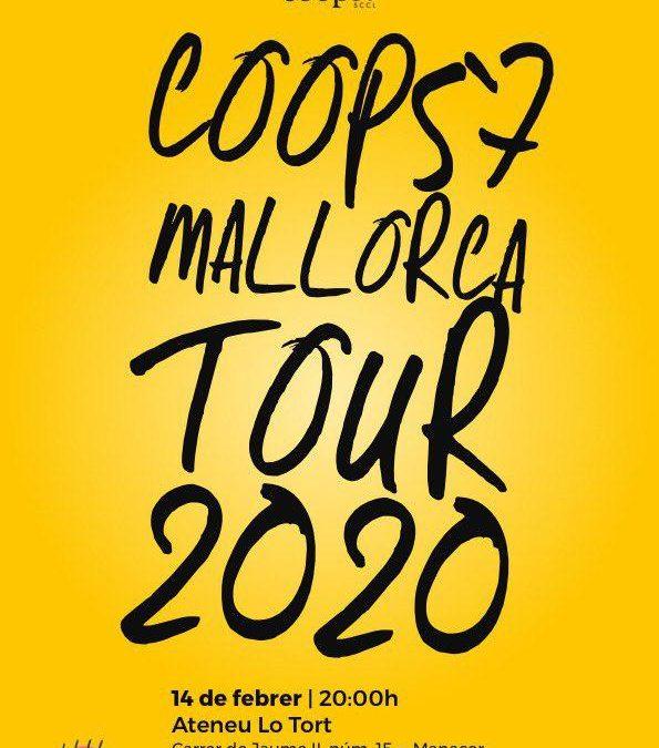 14 de febrer | Coop57 tour a l'Ateneu lo Tort